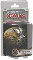 Star Wars: X-Wing Miniatures Game – StarViper Expansion