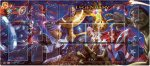 Legendary: Marvel - Thanos vs Avengers Playmat