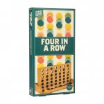 Connect 4 din lemn aka Four in a row