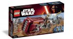 Rey's Speeder™ - LEGO® Star Wars™
