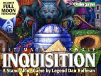 Ultimate Werewolf: Inquisition (2016 English Second Edition)