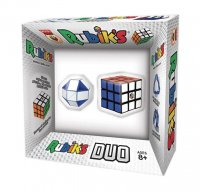 Rubik's Duo (3x3+Twist)