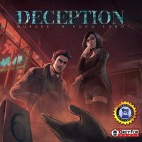 Deception: Murder in Hong Kong (English Kickstarter Edition)