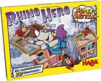 Rhino Hero: Super Battle