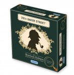 221B Baker Street: The Master Detective Game(Romanian Ed)