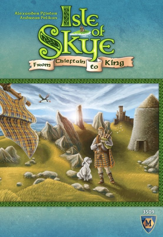 Isle of Skye: From Chieftain to King - Click pe Imagine pentru a Inchide