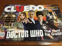 Cluedo: Doctor Who – The Hunt for Gallifrey