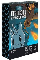 Unstable Unicorns: Dragon Expansion Pack