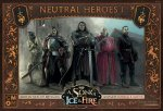 A Song of Ice & Fire: Tabletop Miniatures Game–Neutral Heroes I