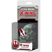 Star Wars: X-Wing Miniatures Game – A-Wing Expansion Pack
