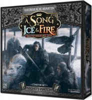 A Song of Ice & Fire: Tabletop Miniatures Game – Night's Watch