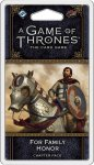 A Game of Thrones: The Card Game (2nd Ed)- For Family Honor