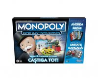Monopoly: Super Electronic Banking (Romanian Edition)