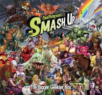 Smash up Bigger Geekier Box (2018 Edition)