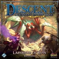 Descent: Journeys in the Dark - Labyrinth of Ruin