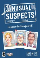 Unusual Suspects (2016 English First Edition)