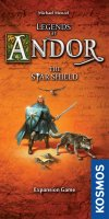 Legends of Andor: The Star Shield (2015 English First Edition)