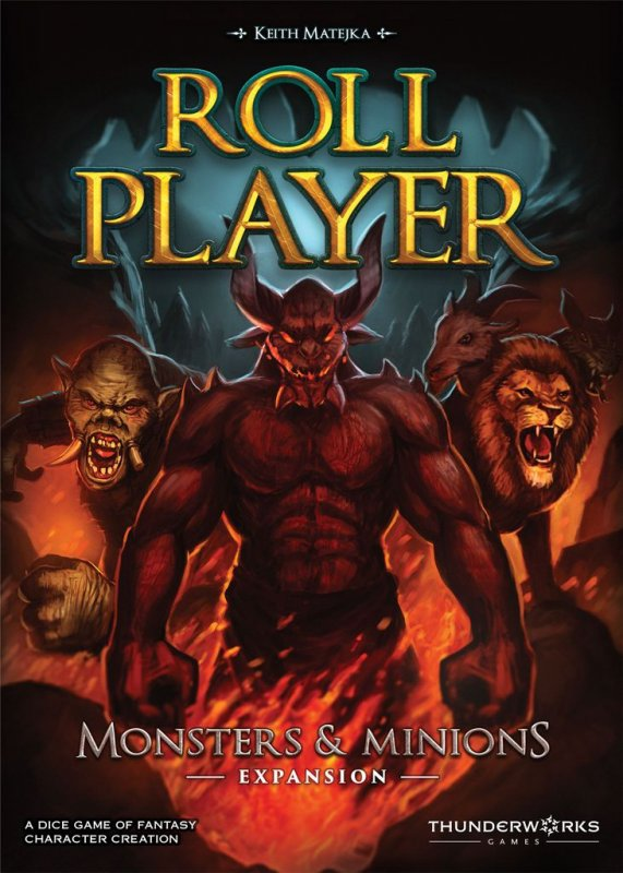 Roll Player: Monsters & Minions - Click pe Imagine pentru a Inchide