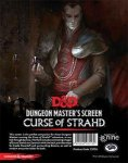D&D 5th Edition: Dungeon Master's Screen Curse of Strahd
