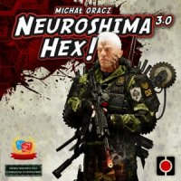Neuroshima Hex! 3.0 (Portal Games Edition)