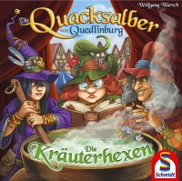 The Quacks of Quedlinburg: The Herb Witches (English Edition)