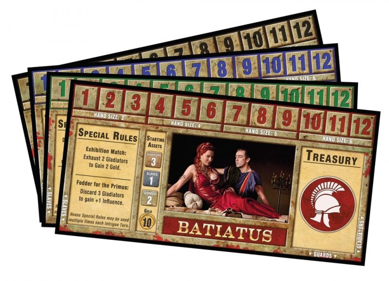 Spartacus: A Game of Blood & Treachery - Click pe Imagine pentru a Inchide