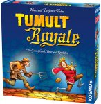 Tumult Royal (2015 Romanian First Edition)