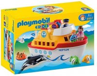 Playmobil 1.2 3 Corabia - PM6957