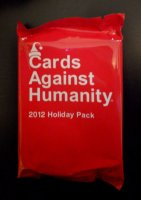 Cards Against Humanity: 2012 Holiday Pack