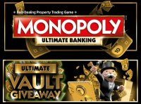 Monopoly Ultimate Banking (Romanian Edition)