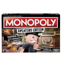 Monopoly Cheaters Edition (Romanian Version)