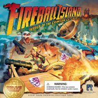Fireball Island:Wreck of the Crimson Cutlass