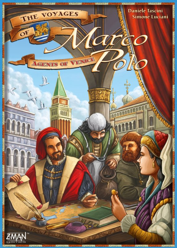 The Voyages of Marco Polo: Agents of Venice (English Edition) - Click pe Imagine pentru a Inchide