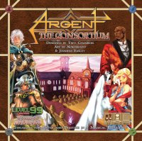 Argent: The Consortium (2018 English Second Edition)