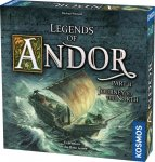 Legends of Andor: Journey to the North (2016 English Edition)