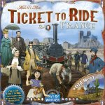Ticket to Ride France & Old West