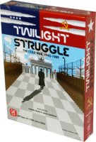 Twilight Struggle: Deluxe Edition (2015 English Edition) [Jocul de baza]