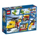 Great Vehicles - Elicopterul ambulanta - LEGO® City - 60179