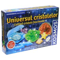 Kit Experimental: Universul Cristalelor