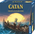 Colonistii din Catan - Pirati si Exploratori (Romanian Edition)
