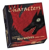 The Werewolves of Miller's Hollow: Characters Expansion