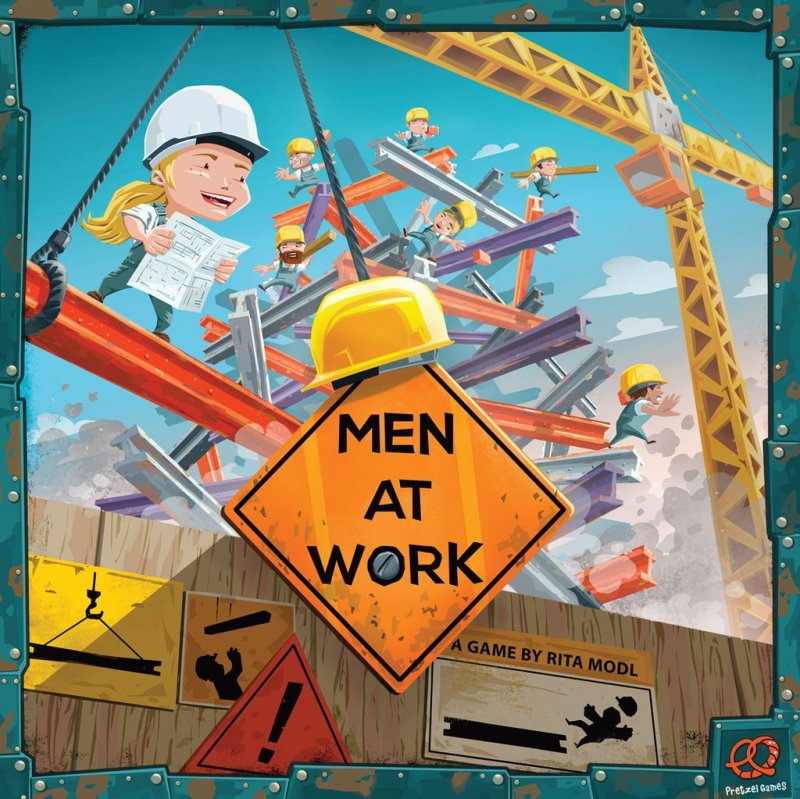 Men At Work - Click pe Imagine pentru a Inchide