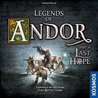 Legends of Andor: The Last Hope (2017 English Edition)