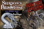Shadows of Brimstone: Burrower XXL Enemy