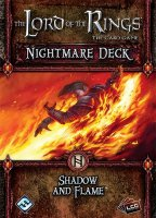 The Lord of the Rings: Nightmare Deck: Shadow and Flame