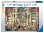 Puzzle Giovani Paolo Panini - Roma Moderna, 5000 Piese