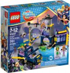 Buncărul Secret a lui Batgirl - LEGO® Super Heroes - 41237