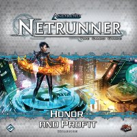 Android: Netrunner – Honor and Profit