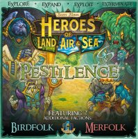 Heroes of Land, Air & Sea: Pestilence (Deluxe Edition)