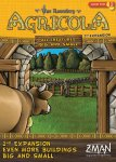 Agricola: All Creatures Big and Small – Even More Buildings